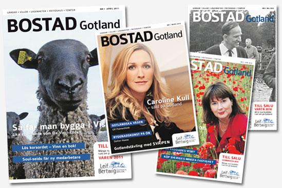 Bostad Gotland